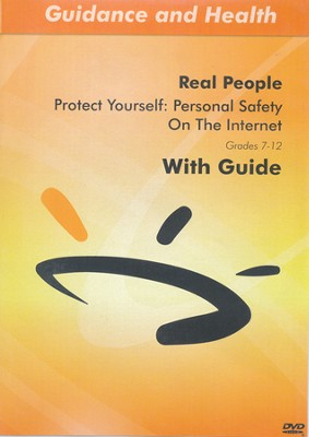Protect Yourself: Personal Safety On The Internet DVD & Guide  -