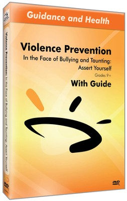 In the Face of Bullying and Taunting: Assert DVD & Guide  -