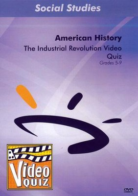 The Industrial Revolution DVD  -
