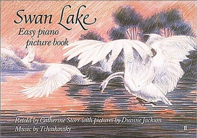 Swan Lake: Easy Piano Picture Book  -     By: Peter Ilyich Tchaikovsky, Catherine Storr