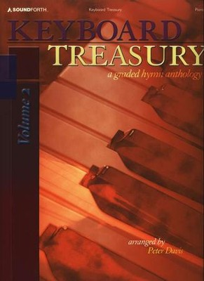 Keyboard Treasury, Volume 2   -     By: Peter Davis