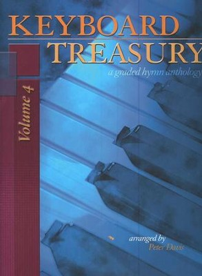Keyboard Treasury, Volume 4   -     By: Peter Davis