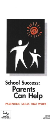 School Success: Parents Can Help Pamphlets 50 Pack   -