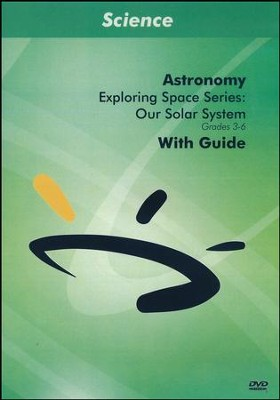 Exploring Space Series: Our Solar System DVD  -