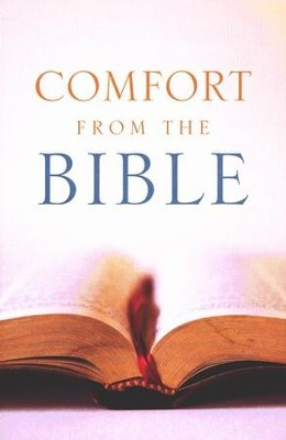 Comfort from the Bible (KJV), Pack of 25 Tracts   -