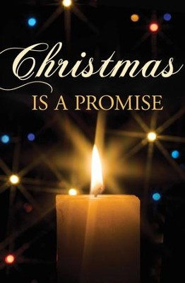 Christmas Is a Promise: Pack of 25 Tracts  -