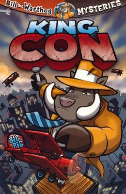 #6: King Con   -     By: Dean Anderson