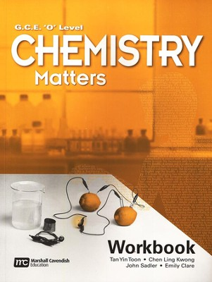 Singapore Chemistry Matters Workbook   -
