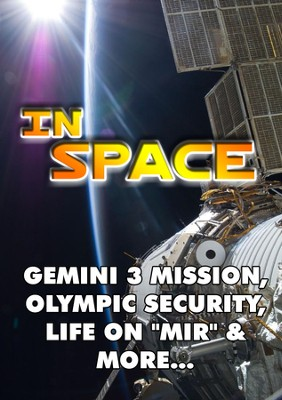 Gemini 3 Mission DVD  -