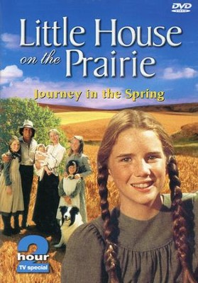 Little House on the Prairie: Journey in the Spring, DVD  -