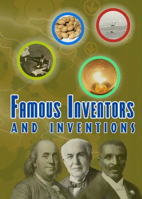 Famous Inventors and Inventions DVD  -