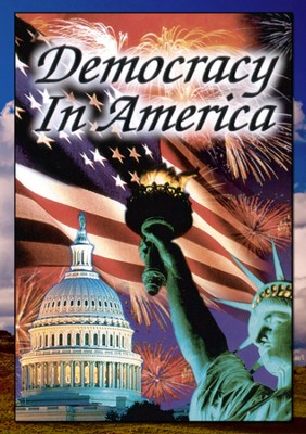 Democracy In America DVD  -