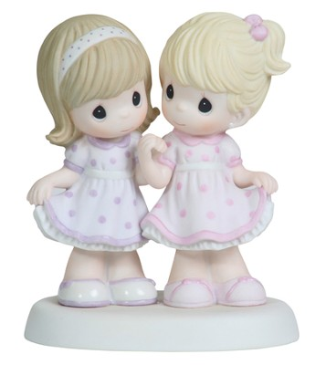 Sisters Share A Special Bond, Precious Moments Figurine  -