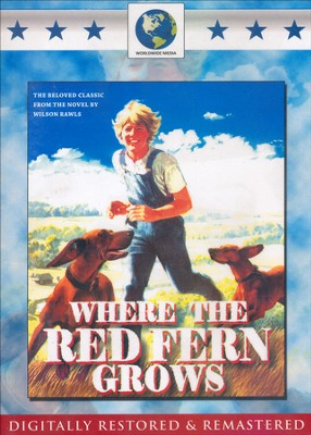 Where the Red Fern Grows (1974), DVD   -