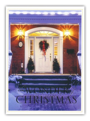 The Wonder of Christmas - Musical Card w/CD   -