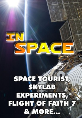 Space Tourist DVD  -