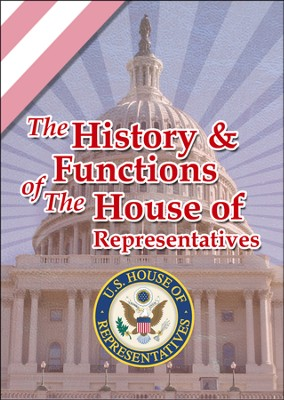 History and Functions of The House of Representatives DVD  -