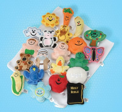 Play-n-Worship Softees for Babies  -