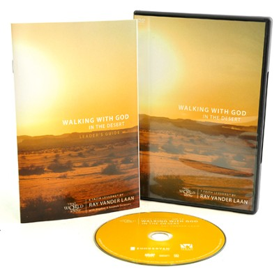 That The World May Know ®, Vol. 12: Walking in the Desert  with God  -     By: Ray Vander Laan