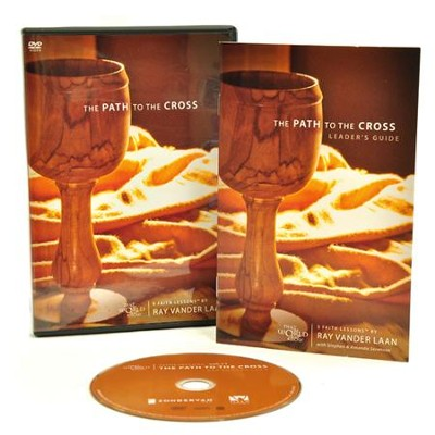 The Path to the Cross, Vol. 11: DVD & Leader's Guide   -     By: Ray Vander Laan