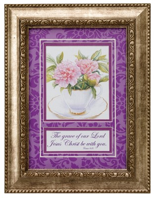 Woman of God Framed Print  -