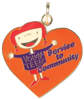 FaithWeaver Friends, Elementary, Service to Community Key, 5-pack  -