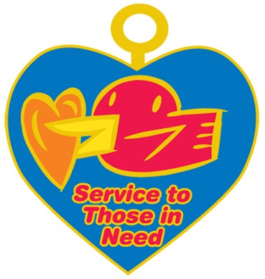 FaithWeaver Friends, Elementary, Service to Those in Need Key, 5-pack  -