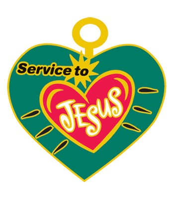 FaithWeaver Friends, Elementary, Service to Jesus Key, 5-pack  -