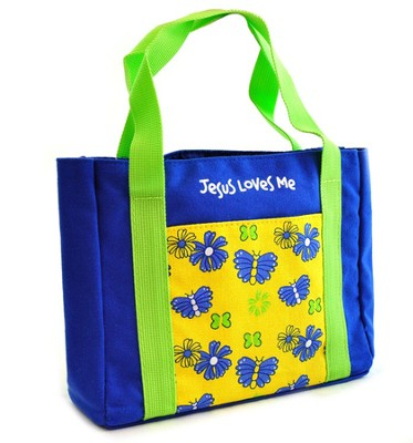 My First Church Bag Butterflies  -
