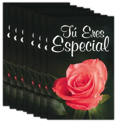 You're Special (Spanish), Pack of 25 Tracts  -