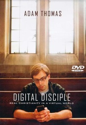 Digital Disciple: Real Christianity in a Virtual World, DVD    -     By: Adam Thomas
