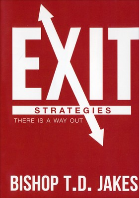 Exit Strategies, 2 DVD Set  -     By: T.D. Jakes