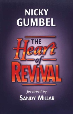 The Heart of Revival Book    -     By: Nicky Gumbel
