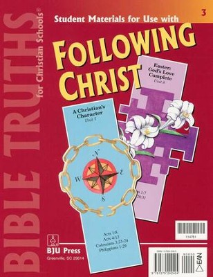 BJU Following Christ, Grade 3    -