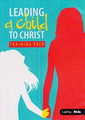 Leading A Child To Christ Training Pack with DVD-Rom  -
