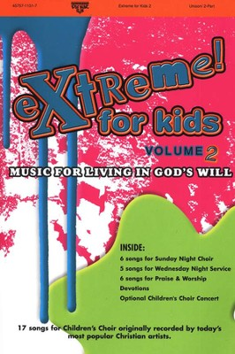 Extreme for Kids, Volume 2   -