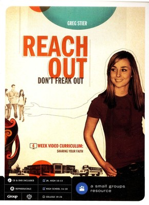 Reach Out: A 4 Week DVD Curriculum on Sharing Your Faith  -     By: Greg Stier