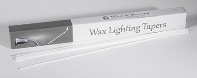 Wax Lighting Tapers, 120  -