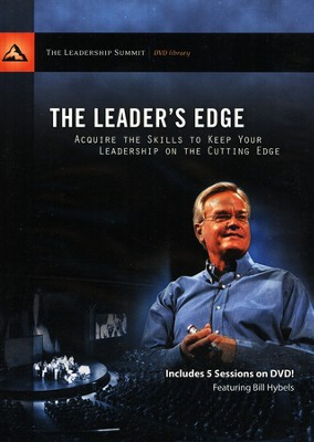 The Leader's Edge: Acquire the Skills to Keep Your Leadership on the Cutting Edge  -     By: Willow Creek