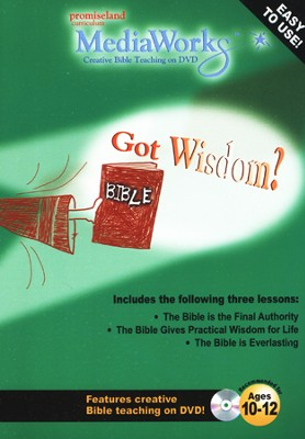 Promiseland MediaWorks: Got Wisdom? Package  -     By: Willow Creek