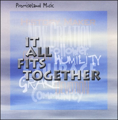 It All Fits Together, CD   -     By: Willow Creek