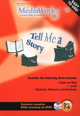 Promiseland MediaWorks: Tell Me A Story Package  -     By: Willow Creek