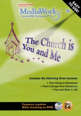 Promiseland MediaWorks: The Church Is You and Me Package  -     By: Willow Creek
