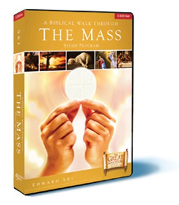 A Biblical Walk Through The Mass 3 CD Set  -     By: Edward Sri