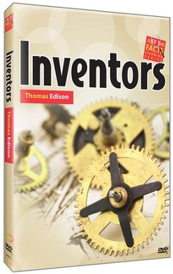 Inventors: Thomas Edison DVD  -