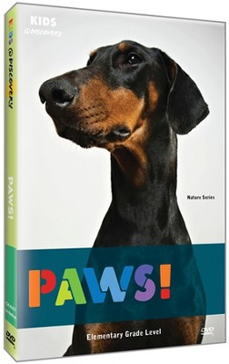 Kids @ Discovery: Paws! DVD   -