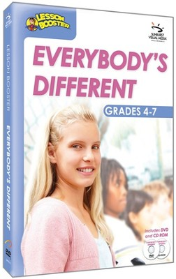 Everybody's Different DVD & CDROM  -