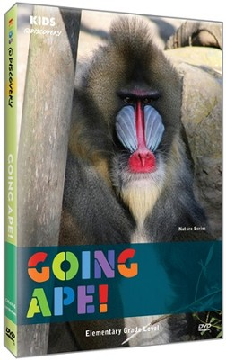 Kids @ Discovery: Going Ape! DVD   -
