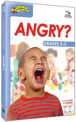 Lesson Booster Angry? DVD   -
