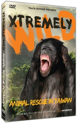 Xtremely Wild: Animal Rescue in Taiwan DVD   -